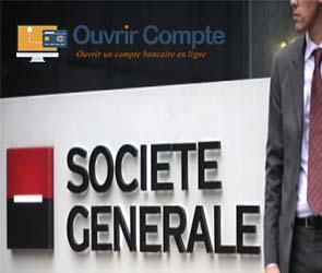 créer compte société générale