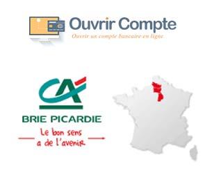 ouverture compte crédit agricole brie Picardie