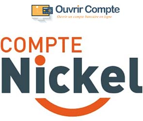 création compte nickel