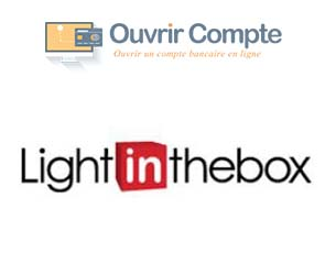 light in the box commande en ligne