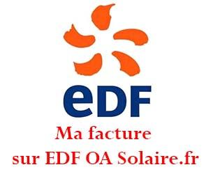 contrat edf oa solaire en ligne