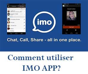 imo messenger en français