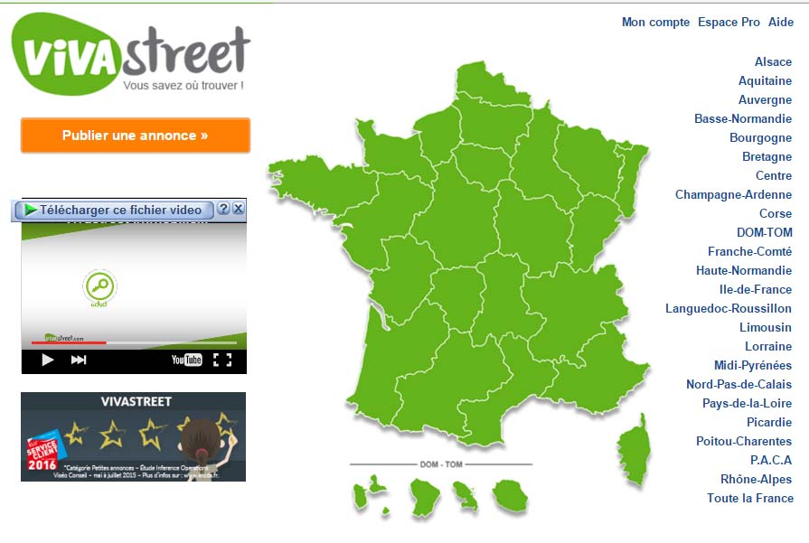 video de branlette annonce vivastreet france