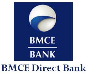 BMCE direct bank maroc