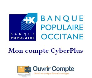 Banque Populaire Occitane cyberplus