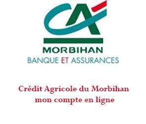 Crédit du Morbihan mon compte en ligne