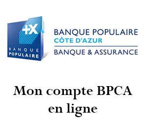 mon compte BPCA en ligne