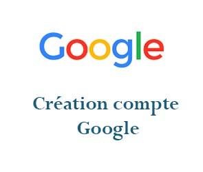 ouvrir compte google