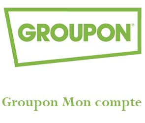 compte Groupon France