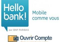 ouvrir compte Hello Bank