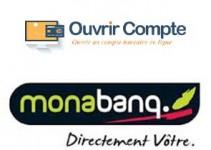 création compte monabanq.