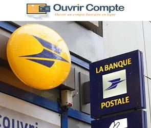 créer compte pro banque postale