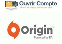 ouvrir compte origin