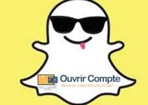 inscrire compte snapchat