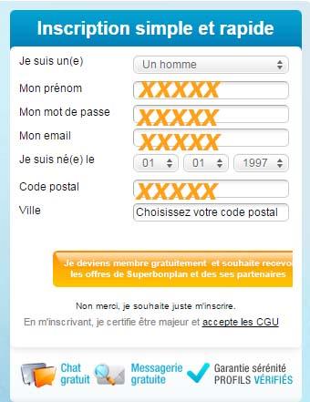 Site de rencontres gratuit sans inscription - Free Chat