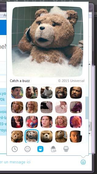 inscrire pseudo skype
