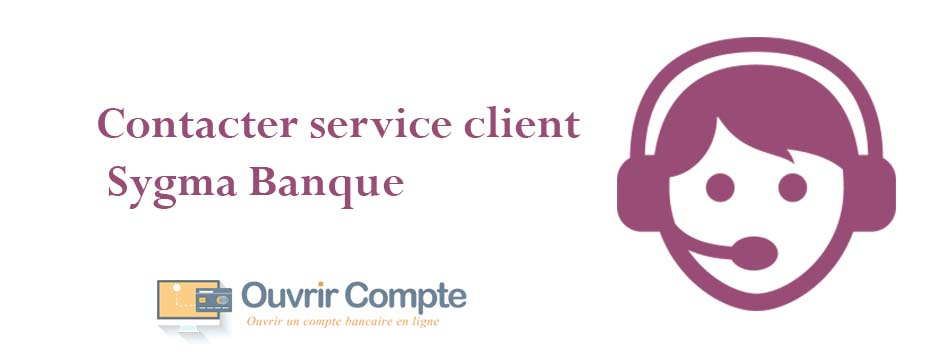 contacter service client sygma banque