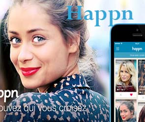 Happn application