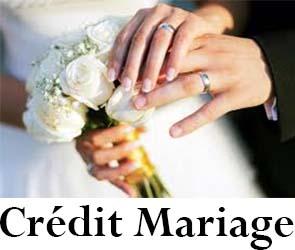 crédit mariage en France