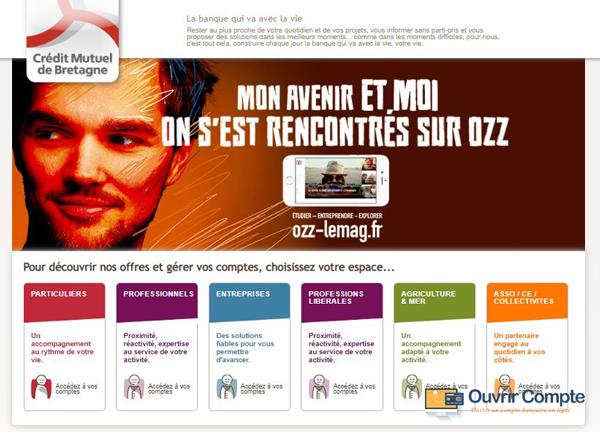 Www Cmb Fr Mon Compte Acces Credit Mutuel De Bretagne En Ligne
