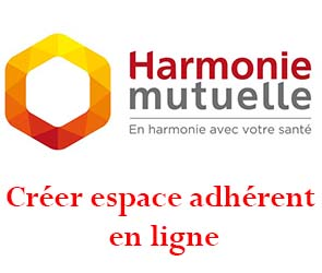 espace adhérent mutuelle harmonie