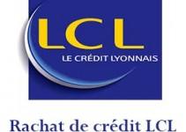 regroupement crédit LCL