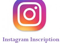 inscription instagram sur pc