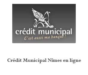 crédit municipal nîmes en ligne