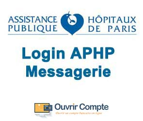 login-aphp-couriel-messagerie