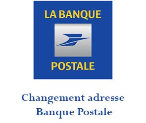 la banque postale changement d 39 adresse pour signer d m nagement. Black Bedroom Furniture Sets. Home Design Ideas