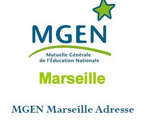 Mgen Marseille adresse