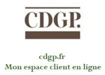 cdgp.fr espace client compte en ligne