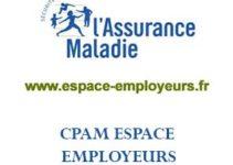 cpam espace employeurs