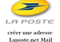 créer adresse Laposte.net Mail