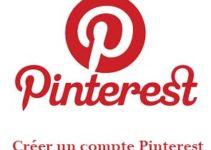 Créer un compte Pinterest