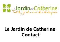 Le Jardin de Catherine Contact