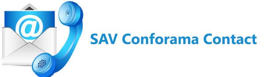 SAV Conforama Contact