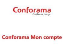 conforama.fr mon compte