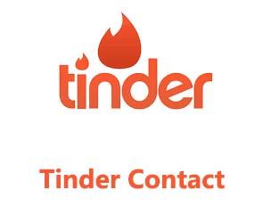 tinder contact