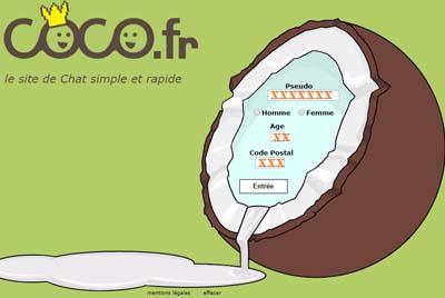 cocoland.fr tchat gratuit