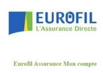eurofil assurance mon compte