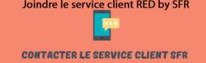 contact service client SFR