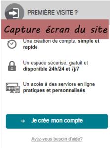 Mutuelle Pacifica sur le site www.ca-prestations-sante.fr