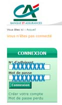 www.ca-prestations-sante.fr mon compte