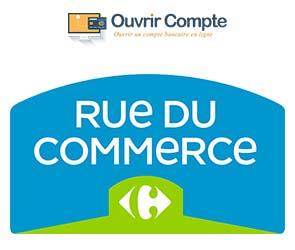 compte rue du commerce.fr