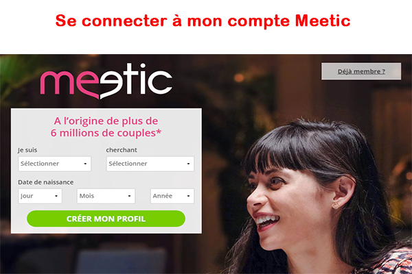 meetic inscription le premier site de rencontre gratuit en france. Black Bedroom Furniture Sets. Home Design Ideas