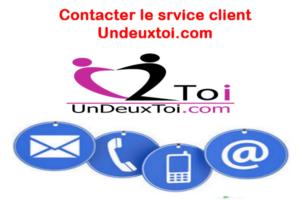 Service client Undeuxtoi