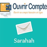 Créer compte Sarahah