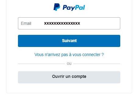 Compte Paypal avis