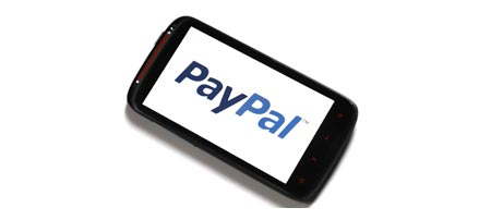 Paypal contact service client